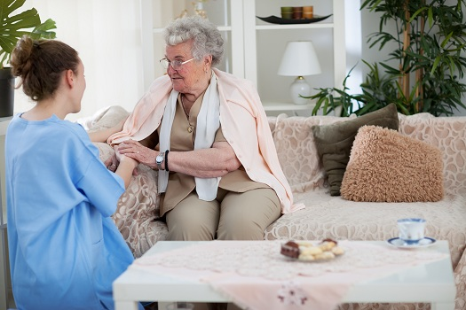 A Family's Guide to Home Care for Aging Loved Ones