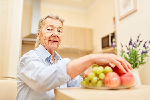 The Components of a Balanced & Nutritious Senior Diet