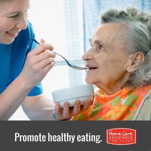 Elderly Appetite Changes