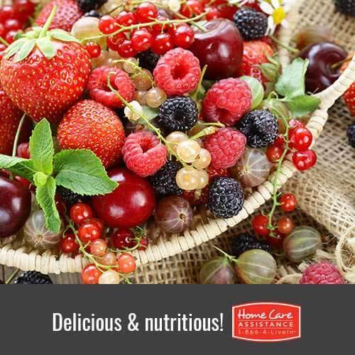 Best Summer Fruits for Senior Health