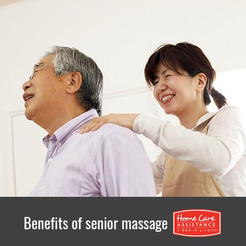 Benefits of Regular Senior Massages