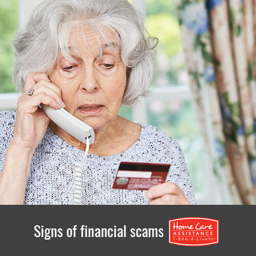 Avoid Senior Financial Scams by Recognizing the Signs