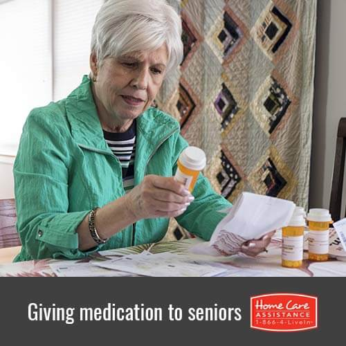 Getting Senior Loved Ones to Take Medication