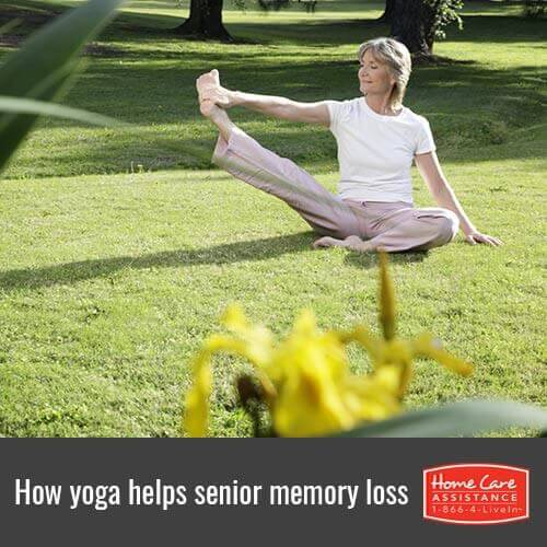 How Yoga Helps Seniors With Memory Loss