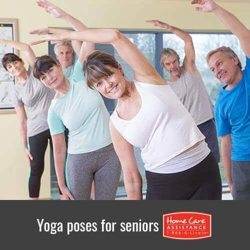 Good Yoga Poses for Seniors in Jefferson, CO