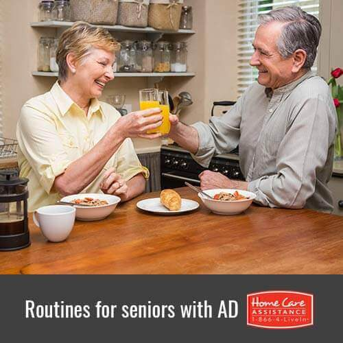 How Seniors with Alzheimer's Benefit from Building Routines in Jefferson, CO