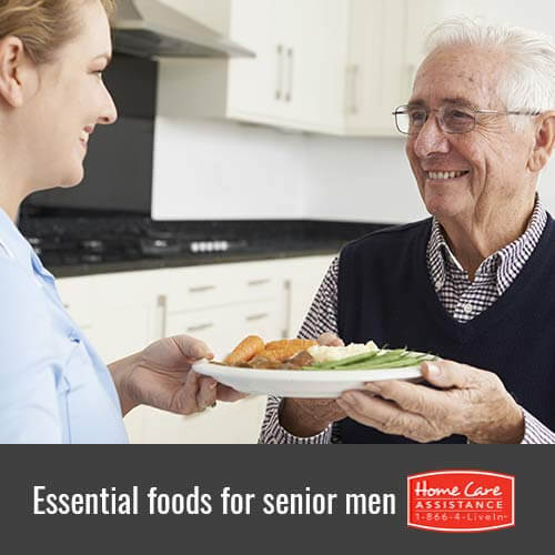 Foods to Keep Your Senior Loved One Healthy in Jefferson County, CO