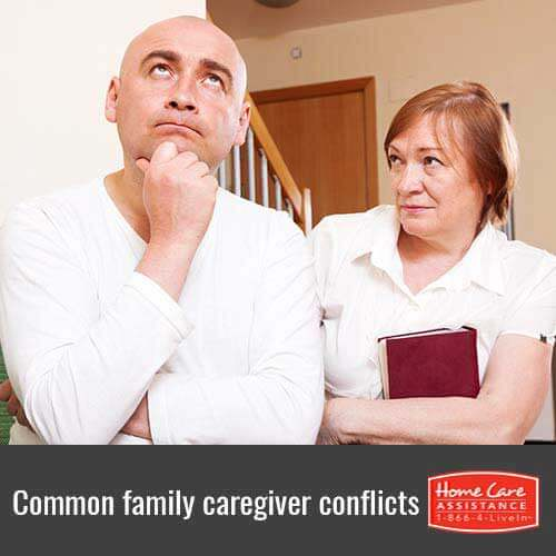 Common Family Conflicts Regarding Senior Loved Ones in Jefferson, CO