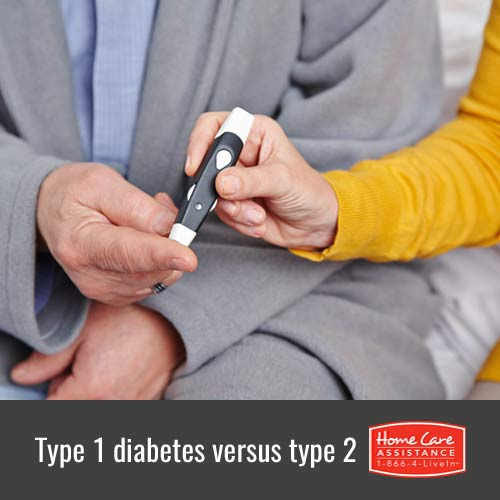 The Differences Between Type 1 and Type 2 Diabetes in Jefferson, CO