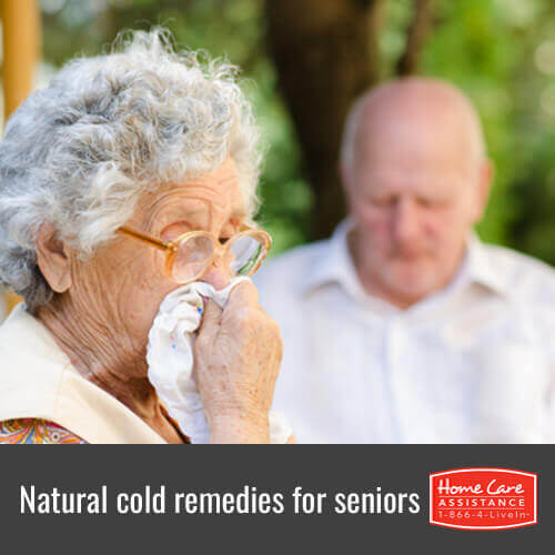 Natural Cold Remedies Jefferson County, CO Seniors Can Use This Winter