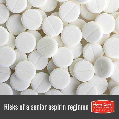 Health Risks for Seniors Who Use an Aspirin Regimen in Jefferson Co, CO