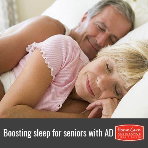 Improving Sleep for Seniors with Alzheimer's with Light in Jefferson Co, CO