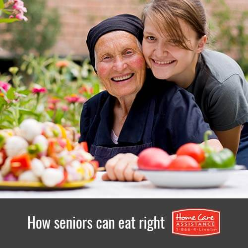 Helping Seniors Eat Right in Jefferson Co, CO