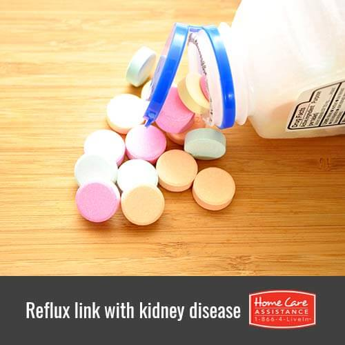 Can Acid Reflux Meds Cause Kidney Disease in Jefferson Co, CO?