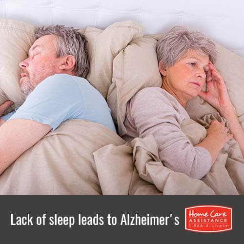How Lack of Deep Sleep Can Lead to Alzheimer's in Jefferson Co, CO
