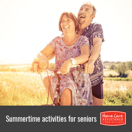 4 Fun Summertime Pastimes for Seniors in Jefferson Co, CO