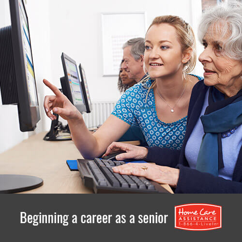How to Start a Career as a Senior in Jefferson Co, CO