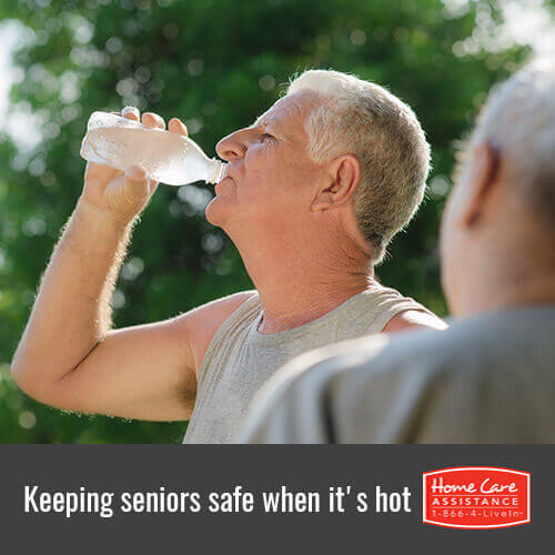 5 Ways to Keep Seniors Safe When It's Hot in Jefferson Co, CO