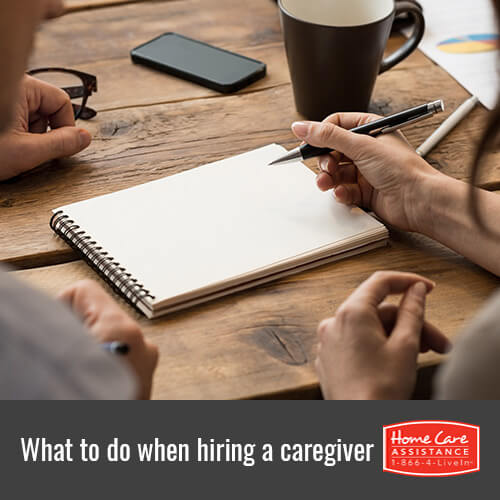 What Families Should Consider While Hiring a Caregiver in Jefferson Co, CO