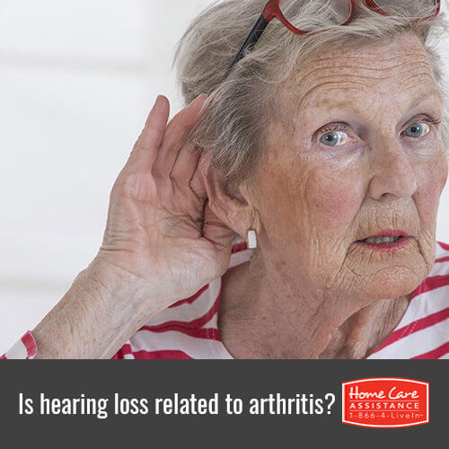 Are Hearing Loss and Arthritis Related in Jefferson Co, CO?