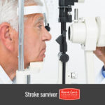 Understanding Changes in Vision Following a Stroke