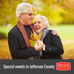 4 Special Events for Jefferson County Seniors This Fall