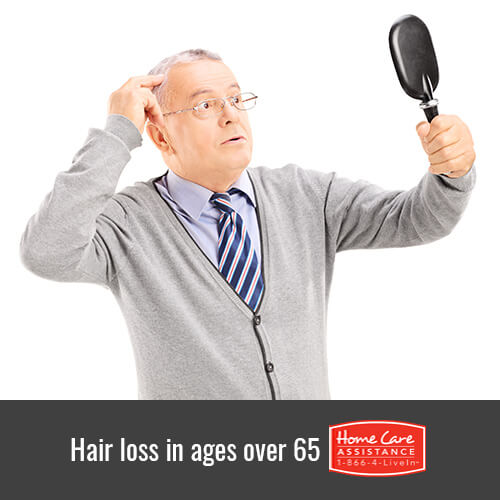 Why People Over the Age of 65 Are Losing Hair in Jefferson County, CO