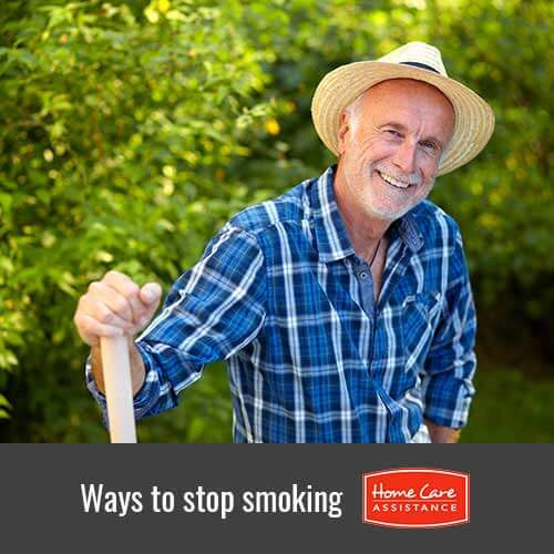 How the Elderly Can Refrain from Smoking in Jefferson County, CO