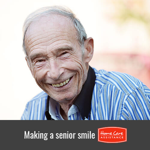 Ways to Make an Elderly Loved One Smile in Jefferson County, CO