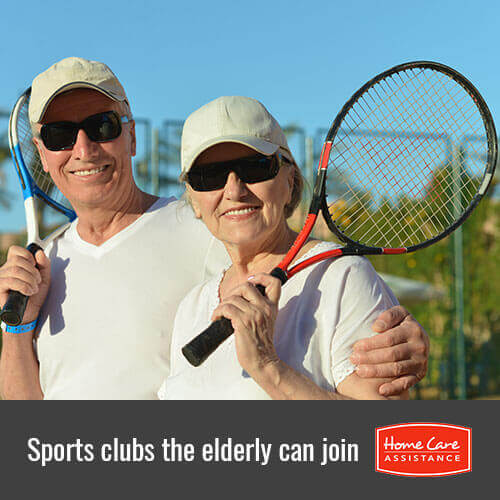 Sports Clubs That Seniors Can Enjoy in Jefferson County, CO