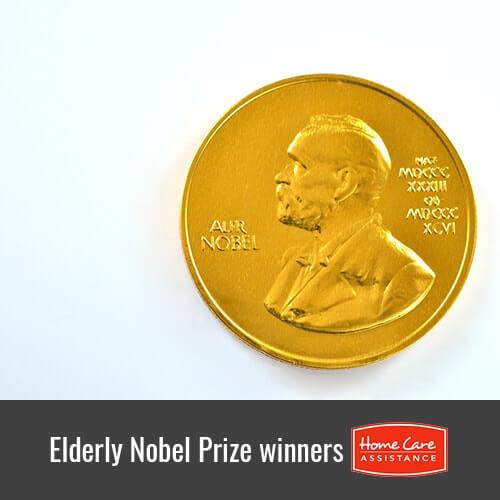 Elders Nobel Prize Winners in Jefferson County, CO