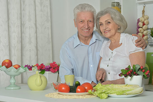 Vegetarian Recipes for Elderly Parents in Jefferson County