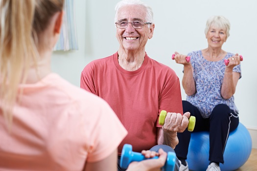 Motivating Elderly People to Exercise Regularly in Jefferson County, CO