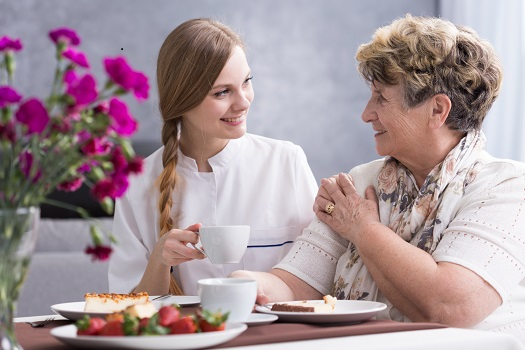 Helping Your Elderly Parent Stop Overeating in Jefferson County, CO
