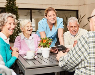 Activities for Seniors with Memory Loss Related to Dementia in Jefferson County, CO
