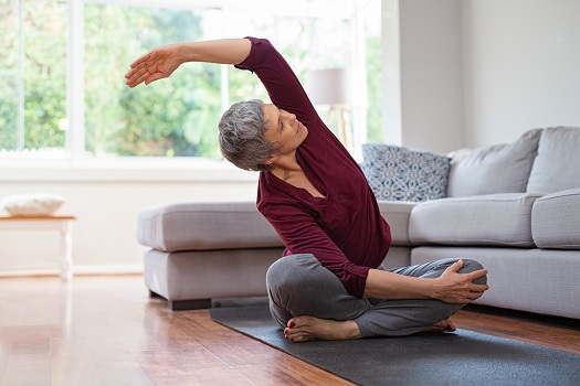 How Can Elderly People Stay Fit at Home in Jefferson County, CO